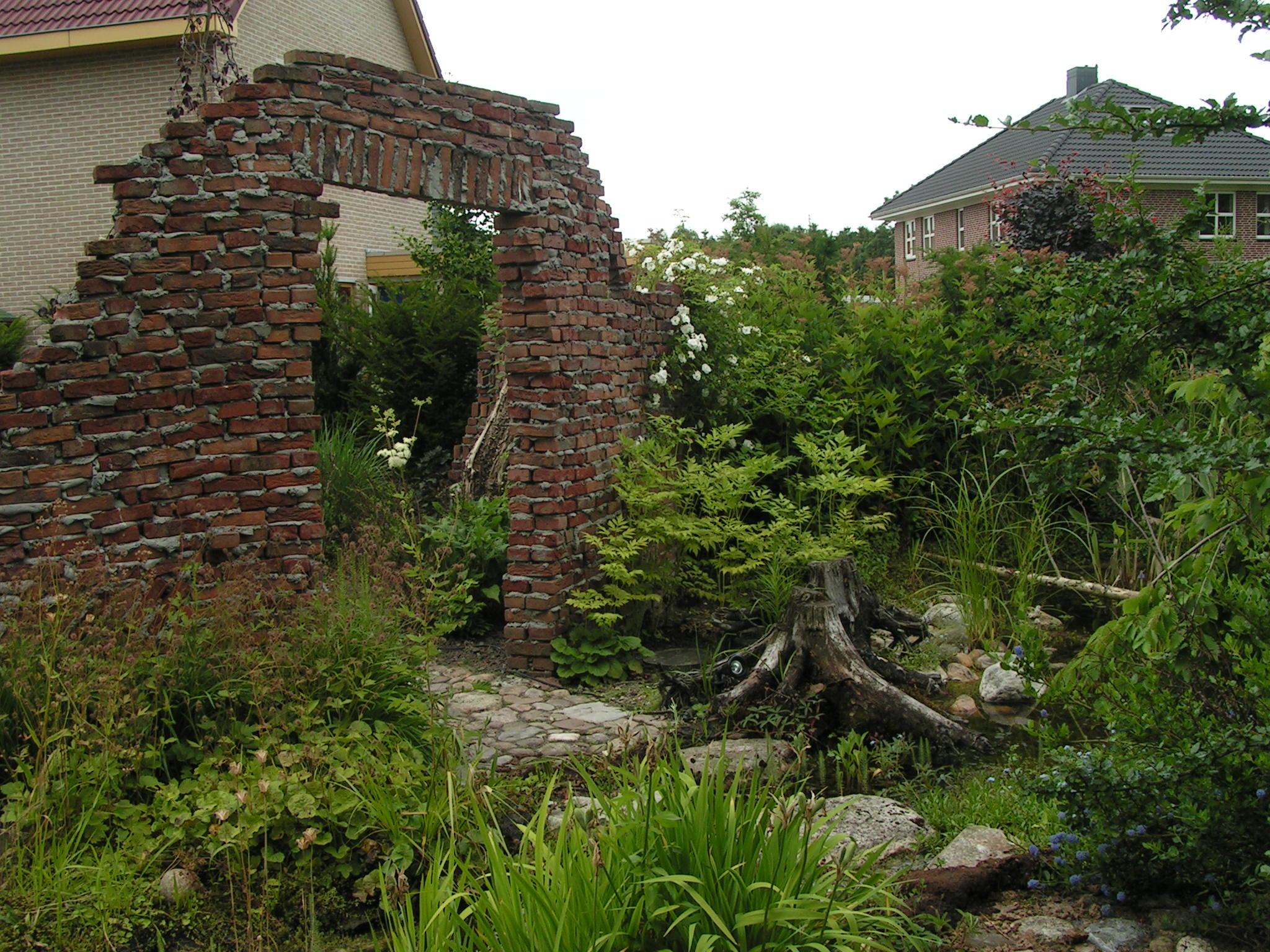 Tuinontwerp de tuinruimer for Tuinontwerp natuurlijke tuin